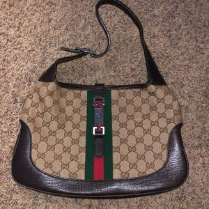 "Gucci purse ""The Jackie"""